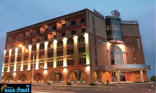 تور ارمنستان هتل مترو پل